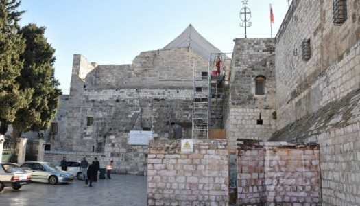 American Catholic – Working on Church of Nativity Like Touching Piece of History