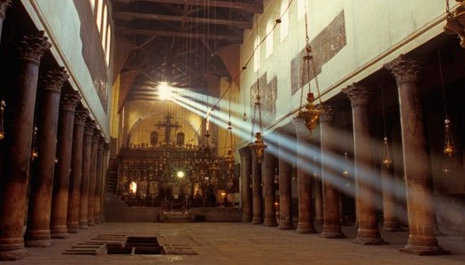 Smithsonianmag – Endangered Site: Church of the Nativity, Bethlehem