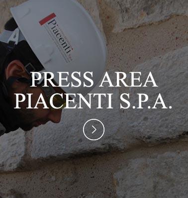 Piacenti S.p.A. Restauro - Press Area