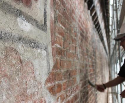 stuccature fessure