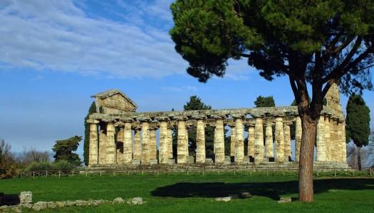 """A Paestum """"Operazione Nettuno"""": al via il restauro del tempio dedicato al dio del mare"""