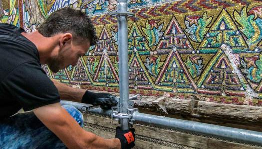 rtve.es – La Basílica de Belén exhibe en esta Navidad sus mosaicos cruzados tras su restauración
