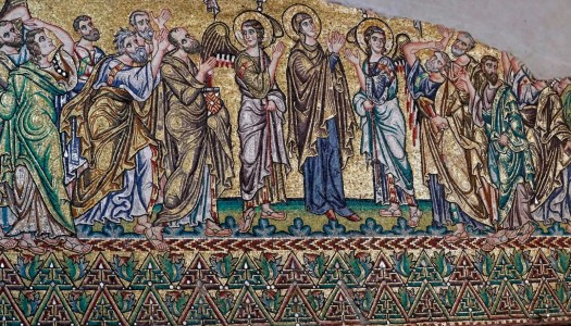 The Telegraph – Bethlehem church mosaics sparkle in time for Christmas